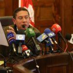 Gobernador de Boyacá interpuso denuncia contra exsenador Rigoberto Barón