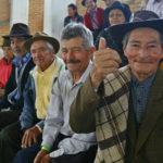 Campesinos de Boyacá se unen al paro del 21 de noviembre