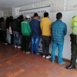 En Tunja Policía captura a 10 ciudadanos jugando billar en plena cuarentena
